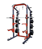 Legend Fitness Half Cage 3226-8